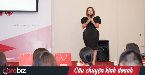 [CafeBiz] IMAP ra mắt thương hiệu mới IMAP PRO dành riêng cho doanh nhiệp, tiết lộ tham vọng muốn dẫn đầu thị trường đào tạo Anh ngữ phân khúc tầm trung tại Việt Nam