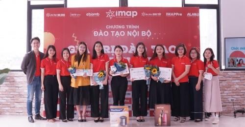 Ngày 19/04/2021, tại trụ sở chính 14 Trần Kim Xuyến, Cầu Giấy, Hà Nội, IMAP Việt Nam hân hạnh tổ chức Lễ vinh danh