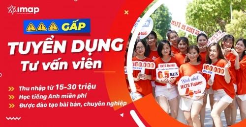 Công ty CP Giáo dục và Đào tạo IMAP Việt Nam với hệ thống 5 thương hiệu Anh ngữ Ms Hoa (Tiền thân Ms Hoa TOEIC) Ms Hoa Giao tiếp, IELTS Fighter, Aland English, IMAP Pro đang từng ngày lớn mạnh với hệ thống gần 40 cơ sở tại Hà Nội, TP HCM, Đà Nẵng và Hải Phòng