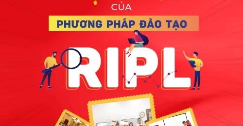 Phương pháp RIPL - Những lợi ích toàn diện của RIPL trong đào tạo
