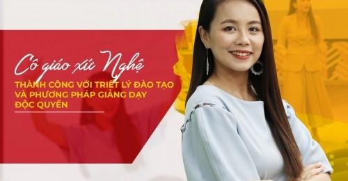 Ms Hoa – cô giáo xứ Nghệ đã gây tiếng vang trong cộng đồng học tiếng Anh khắp cả nước nhờ tư duy giảng dạy ngôn ngữ khác biệt và triết lý, phương pháp đào tạo độc quyền. Giờ đây, hành trình truyền cảm hứng của chị đã có thêm một cột mốc đáng nhớ gắn liền với quê hương Nghệ An.