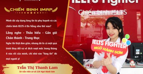 Trần Thị Thanh Lam - Top doanh thu cao nhất tháng 6/2021 khu vực miền Trung