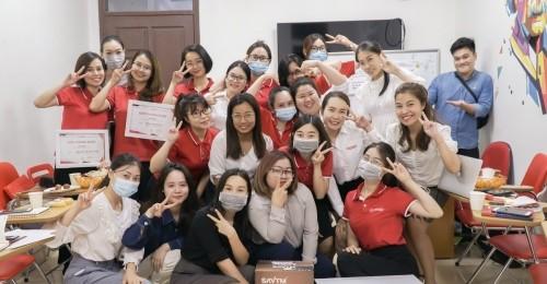 Nhằm khích lệ và cổ vũ tinh thần của đội ngũ Tư vấn viên tại các cơ sở, ngày 19/5 vừa qua, IMAP Việt Nam đã tổ chức Chương trình Vinh danh các tư vấn viên khu vực miền Bắc.