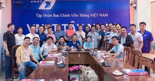 Tập Đoàn Bưu chính Viễn thông Việt Nam VNPT -VNPT Tây Ninh