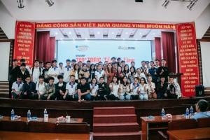 [CafeF] Anh ngữ Ms Hoa hợp tác đào tạo chuẩn TOEIC cho Sinh viên Đại học Giao thông vận tải