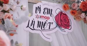 Vì em là một đóa hoa - Chương trình ý nghĩa chúc mừng 8/3/2021 cùng nhà IMAP
