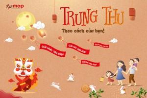 Cùng IMAP Việt Nam đón Trung thu theo cách của riêng bạn