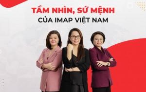 Tầm nhìn, sứ mệnh IMAP Việt Nam