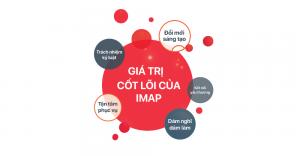 Giá trị cốt lõi của công ty IMAP Việt Nam