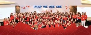 IMAP Việt Nam Chiêu mộ Nhân viên Chăm sóc khách hàng ( Thu nhập ổn định, học tiếng anh miễn phí