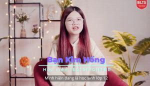 Cách học 7.0 IELTS từ nữ sinh chuyên ĐH Sư phạm Hà Nội