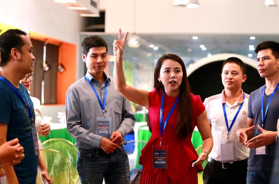 Công ty IMAP Việt Nam đồng hành Start up 2019 Vnexpress 4