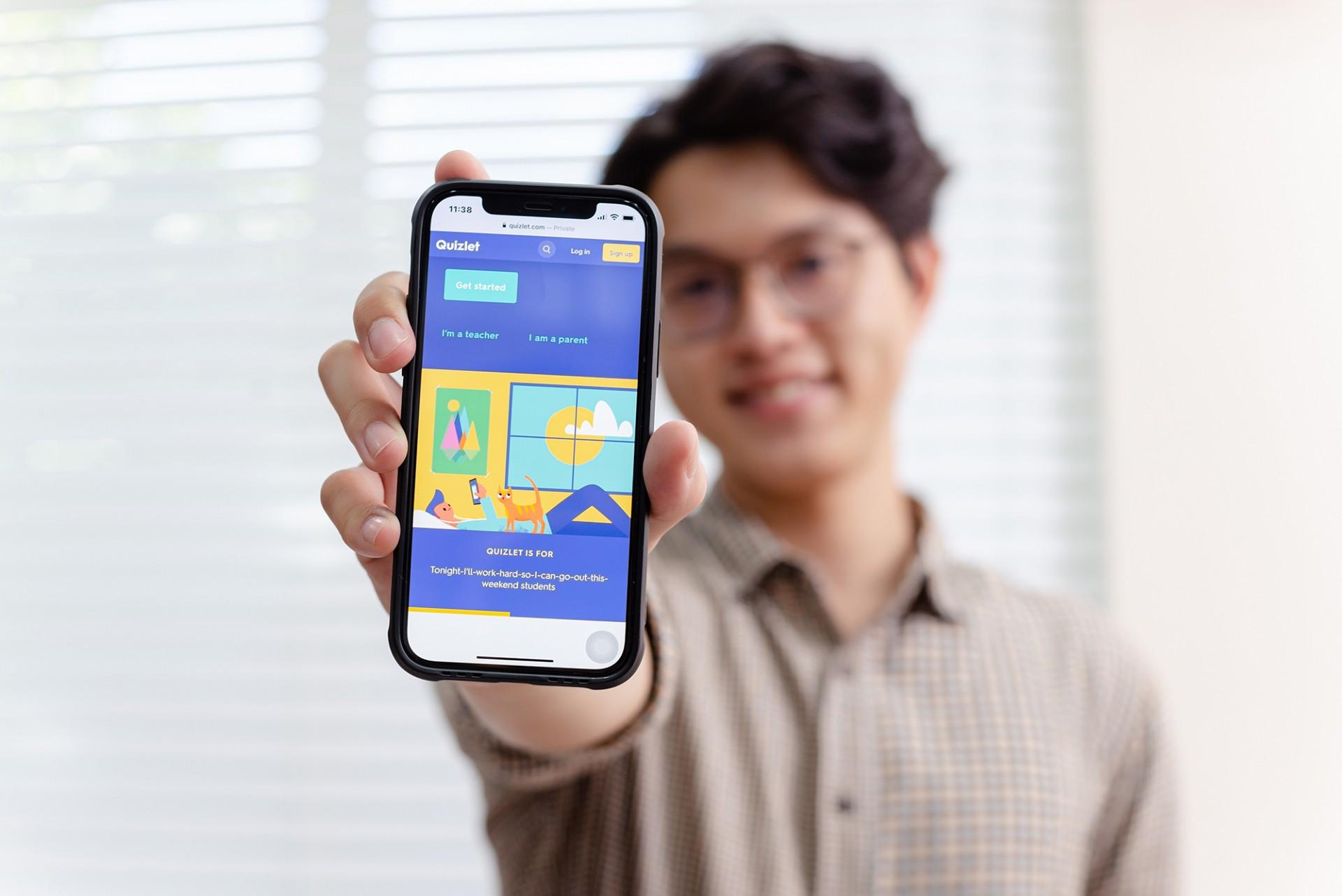 [GD&TĐ] Chuyển đổi số mang lại hiệu quả đào tạo TOEIC cho Anh ngữ Ms Hoa