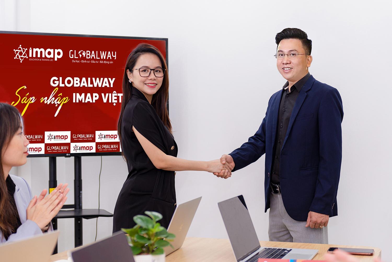 [VnExpress] Sáp nhập Globalway vào IMAP Việt Nam