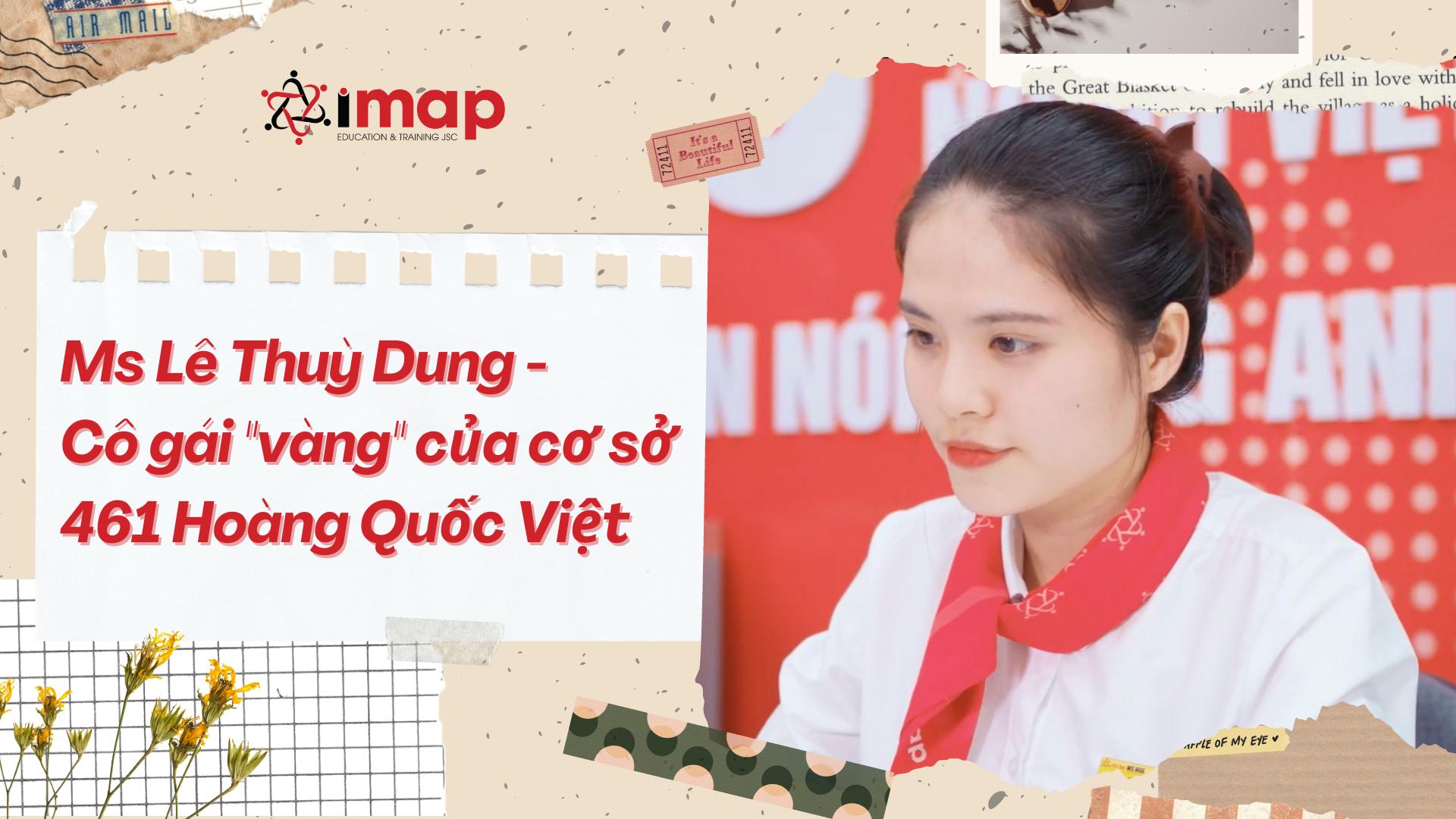 Ms Lê Thuỳ Dung - Cô gái