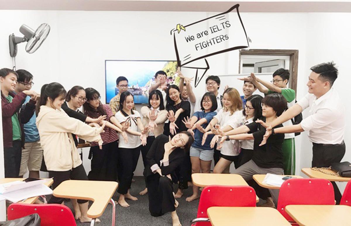 [DÂN TRÍ] Trung tâm học IELTS uy tín tại Hà Nội IELTS Fighter