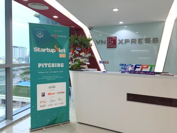Công ty IMAP Việt Nam tài trợ đồng chương trình Startu Việt 2018 cùng báo Vnexpress 2